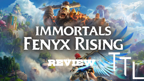 Immortals Fenyx Rising – The TechLads Review
